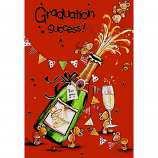 Graduation - Mice/Champagne