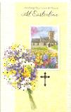 Easter Mauve Flowers