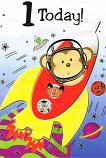 Boy Age 1 - Space Ship
