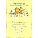 New Baby Twins - 2 Bears