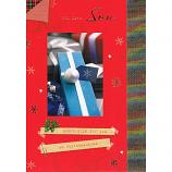 Son Xmas - Gift/Bauble