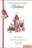 Husband Christmas - Wine