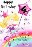 Girl Age 4 - Girl Dancing