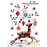 Handmade Xmas - Reindeer